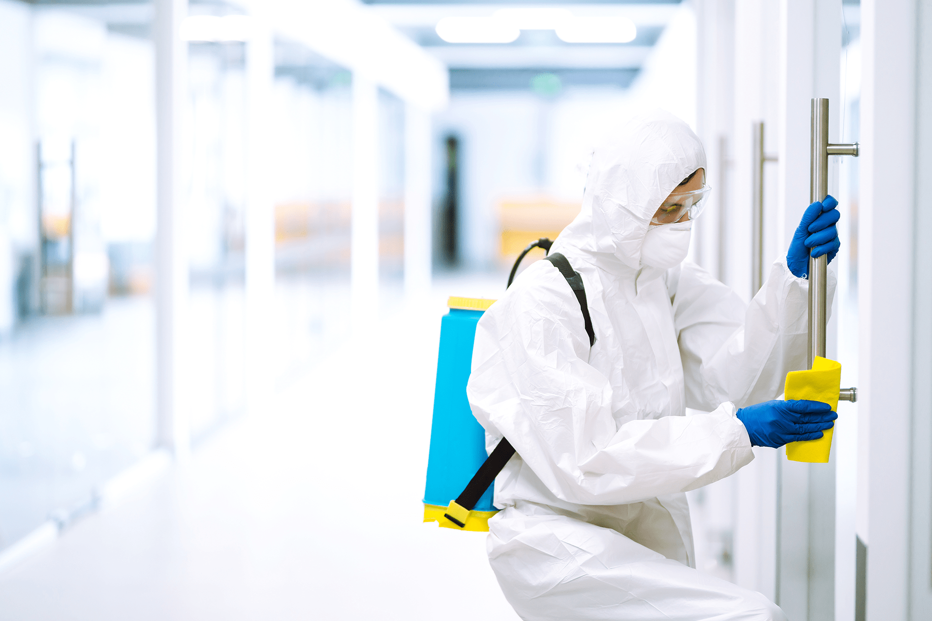 How a Sanitation Products Company Weathered the Pandemic by Leveraging Contify's AI-enabled Market Intelligence Platform to Drive Strategy