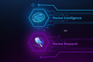 Market Intelligence Vs Market Research – The Elusive Difference